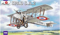 SPAD A2 French WWI fighter