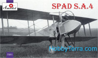 SPAD S.A.4 French WWI fighter (Re-release)