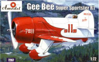 Gee Bee Super Sportster R1 Aircraft