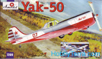 Yak-50/50-2 sporting aircraft (old Amodel 7269 or 7294)