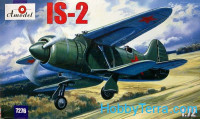 IS-2 Soviet experimental fighter