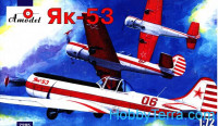 Yakovlev Yak-53 single-seat sporting aircraft