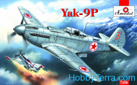 Yak-9P Soviet fighter