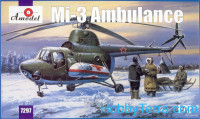 Mil Mi-3 ambulance helicopter