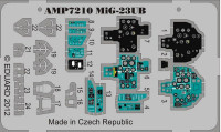Photo-etched set for ART Model MiG-23UB