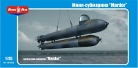 "German mini-submarine ""Marder"""