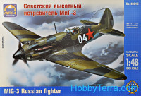 MiG-3 Russian fighter