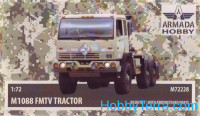 M1088 5ton FMTV US 6x6 Tractor unit (resin kit & PE set)
