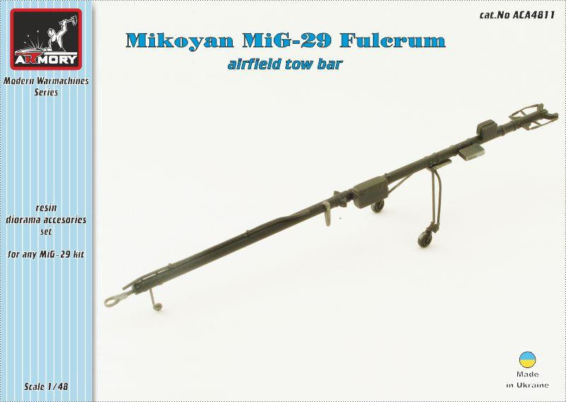 MiG-29 airfield tow bar, universal