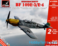 "Messerschmitt Bf 109E-3/E-4 ""Battle of Britain Aces"""