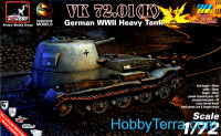 German WWII heavy tank VK 72.01(K)