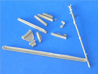 1/72 Airfield tow bar for MiG-29 Fulcrum