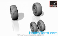 "Wheels set 1/72 for Panavia ""Tornado"", ver.""b"""