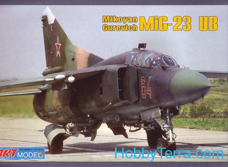 ART Model  7210 MiG-23UB training aircraft