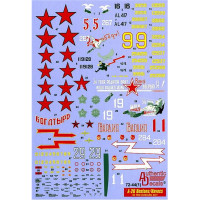 Decal for A-20 Bostons/Havocs In the Russian Sky