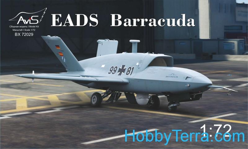 Eads Barracuda Uav Avis 72029 Hobbyterracom