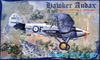 Hawker Audax WWII RAF army co-operation plane