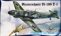 Messerschmitt Bf-109D-1 WWII German fighter