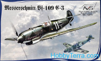 Messerschmitt Bf-109 C-3 WWII German fighter