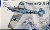 Messerschmitt Bf-109 C-1 WWII German fighter