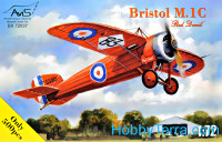 "Fighter Bristol M.1C ""Red Devil"""