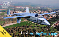 "Experimental aircraft ""Lesher Teal"""