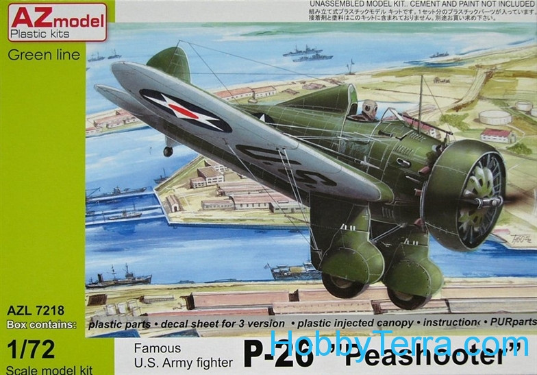 P-26 Hawaian Peashooter