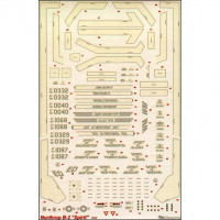 Decal 1/72 for Northrop B-2A