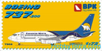 Boeing 737-200 Canadian North
