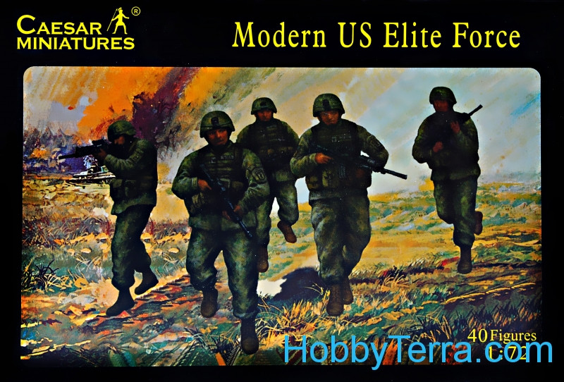 Modern US Elite Force