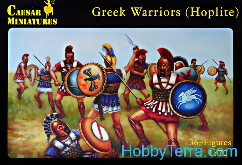 Greek Warriors