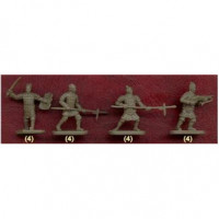 "Chinese Ch""in Dynasty Infantry (221-206 B.C.)"