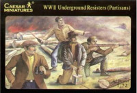 WWII Underground Resisters