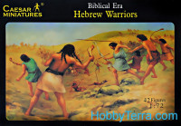 Hebrew Warriors (with special figure Samson)
