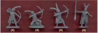 Biblical Era Libyan Warriors