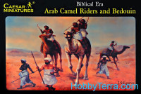 Biblical Era Arab with Bedouin