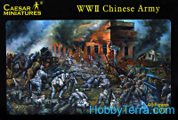WWII Chinese Army (Nationalist & Red Army)