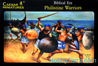 Biblical Philistine warriors