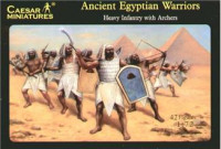 Ancient Egyptian Warriors (New Kingdom Era)