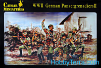 WWII German Panzergrenadiers 2