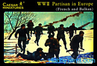 Partisans in Europe, WWII