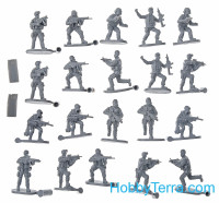 Caesar  061 Modern Special Forces Worldwide (Elite Police, Frogman, Seal, Delta force)