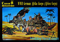 German Afrika Korps, WW2