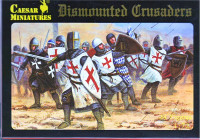 Dismounted Crusaders