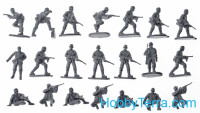 Caesar  HB 07 WWII German Army, combat team two