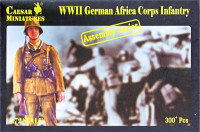 German Africa Corps Infantry