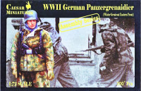 German Panzergrenaidier (Winter Greatcoat Eastern Front)