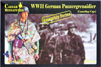 German Panzergrenaidier (Camouflage Cape)