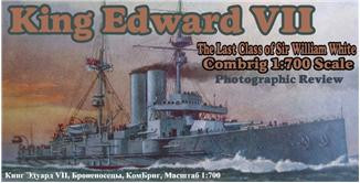 Combrig  70289 HMS King Edward VII Battleship