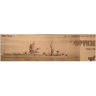Frunze light cruiser Pr.68K